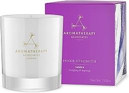 Profumi e cosmetici Candela profumata - Aromatherapy Associates Inner Strength Candle