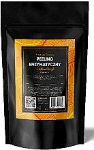 "Profumi e cosmetici Peeling enzimatico ""Ananas e papaia"" - E-naturalne Enzyme Peeling"