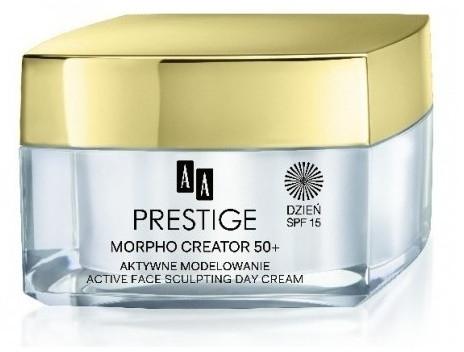 Crema viso da giorno - AA Prestige Morpho Creator 50+ Active Face Sculpting Day Cream SPF15 — foto N1