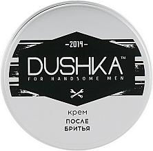 Profumi e cosmetici Crema dopobarba da uomo - Dushka