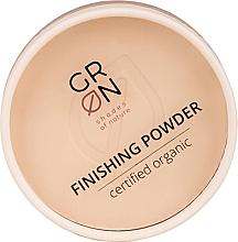 Profumi e cosmetici Cipria - GRN Finishing Powder (White Ash)
