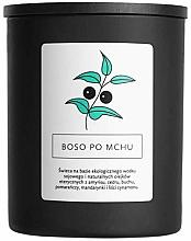 """Profumi e cosmetici Candela di soia """"Barefoot on the moss"""" - Hagi"""