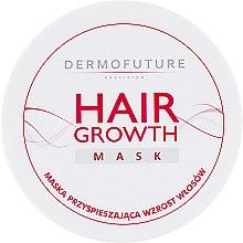 Profumi e cosmetici Maschera per attivare la crescita dei capelli - DermoFuture Hair Growth Mask