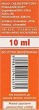 Olio essenziale di arancia naturale - Etja Natural Citrus Dulcis Oil — foto N3