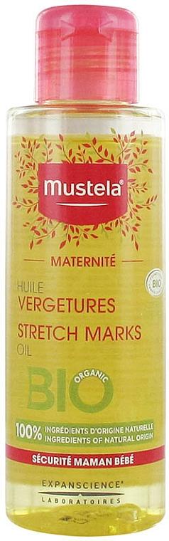 Olio anti-smagliature inodore - Mustela Maternity Stretch Marks Oil Fragrance-Free