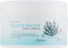 Profumi e cosmetici Crema viso con estratto di uva di mare - Esfolio Marin Water Daily Cream
