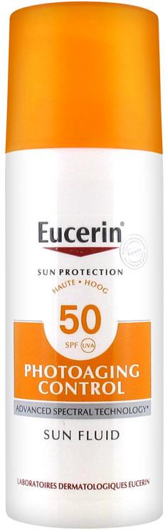 Fluido solare antinvecchiamento - Eucerin Sun Protection Photoaging Control Sun Fluid SPF 50