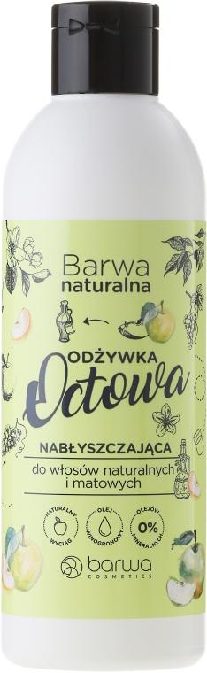 Condizionante illuminante - Barwa Natural Glossy Octane Conditioner