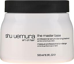 Profumi e cosmetici Siero rigenerante per capelli - Shu Uemura Art Of Hair Master Serum Base