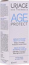 Profumi e cosmetici Siero intensivo anti-rughe - Uriage Age Protect Multi-Action Intensive Serum