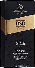 Profumi e cosmetici Siero per crescita ciglia n. 3.4.6 - Divination Simone De Luxe DSD Eyelash Wonder Serum