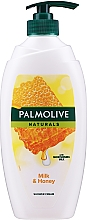Profumi e cosmetici Gel doccia - Palmolive Naturals Milk Honey Shower Gel (con pompa)