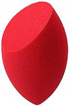 Profumi e cosmetici Spugna trucco, rosso - Kashoki Olive Cut Make Up Sponge Red
