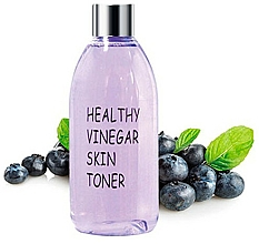 "Profumi e cosmetici Tonico viso ""Mirtillo"" - Real Skin Healthy Vinegar Skin Toner Blueberry"