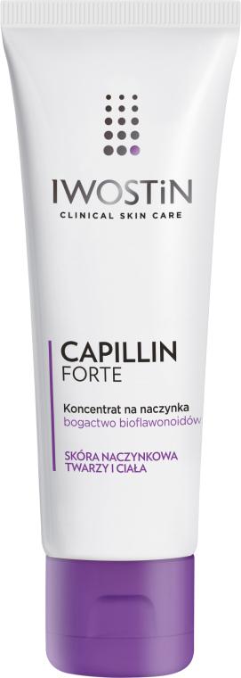 Concentrato anti-couperose per viso e corpo - Iwostin Capillin Forte Concentrate