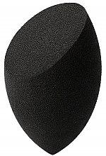 Profumi e cosmetici Spugna trucco, nero - Kashoki Olive Cut Make Up Sponge Black