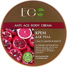 """Profumi e cosmetici Crema corpo """"Ringiovanente"""" - Eco Laboratorie Anti Age Body Cream"""