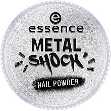 Profumi e cosmetici Polvere per unghie - Essence Metal Shock Rainbow Nail Powder