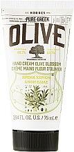 "Profumi e cosmetici Crema mani ""Olive"" - Korres Pure Greek Olive Blossom Hand Cream"