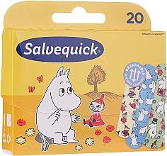 Profumi e cosmetici Cerotti per bambini - Salvequick Moominki