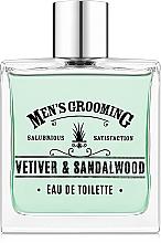 Profumi e cosmetici Scottish Fine Soaps Men's Grooming Vetiver & Sandalwood - Eau de toilette