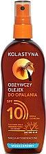 Profumi e cosmetici Olio abbronzzante SPF 10 - Kolastyna