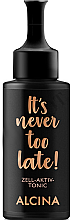 Profumi e cosmetici Tonico viso intensivo - Alcina It's Never Too Late Zell-Aktiv Tonic
