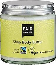 Profumi e cosmetici Burro corpo - Fair Squared Body Butter Shea