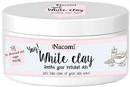 Profumi e cosmetici Argilla bianca per viso - Nacomi White Clay