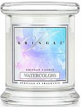 Profumi e cosmetici Candela profumata in bicchiere - Kringle Candle Watercolors