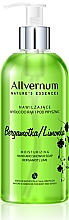 """Profumi e cosmetici Sapone per mani e doccia """"Bergamotto e Lime"""" - Allverne Nature's Essences Hand And Shower Soap"""