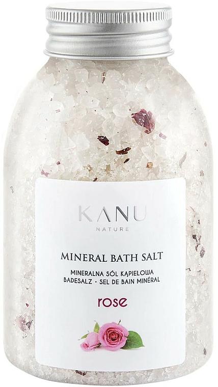 """Sale da bagno minerale """"Rosa"""" - Kanu Nature Rose Mineral Bath Salt"""