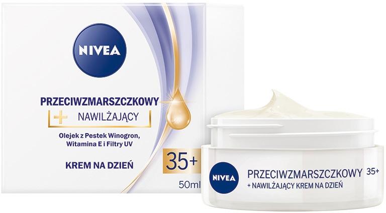 Crema giorno idratante anti-rughe per tutti i tipi di pelle - Nivea Creme Anti-Wrinkle Day Care