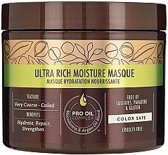 Profumi e cosmetici Maschera idratante per capelli - Macadamia Professional Ultra Rich Moisture Masque