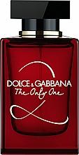 Profumi e cosmetici Dolce&Gabbana The Only One 2 - Eau de Parfum