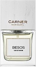 Profumi e cosmetici Carner Barcelona Besos - Eau de Parfum
