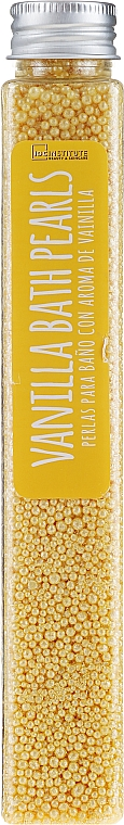 """Perle da bagno """"Vanilla"""" - IDC Institute Bath Pearls Vanilla — foto N1"""