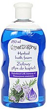 "Profumi e cosmetici Bagnoschiuma ""Rosmarino"" - Bluxcosmetics Naturaphy Herbal Bath Foam"