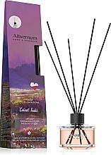 """Profumi e cosmetici Diffusore di aromi """"Mistero d'India"""" con bastoncini - Allverne Home&Essences Diffuser"""