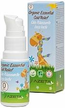 Profumi e cosmetici Olio per raffreddore - Azeta Bio Organic Essential Cold Relief
