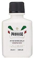 Profumi e cosmetici Crema dopobarba anti-irritazione - Proraso Liquid After Shave Balm for Sensitive Skin (mini)