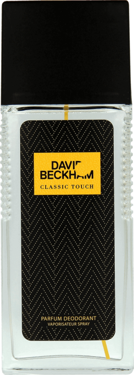 David Beckham Classic Touch Limited Edition - Deodorante