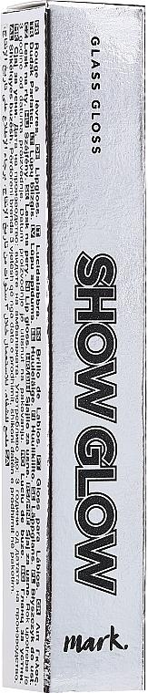 Lucidalabbra olografico - Avon Mark Show Glow Holochrome Lip Glow