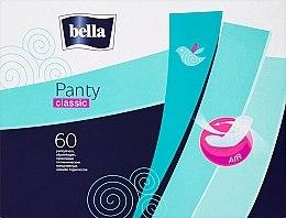 Profumi e cosmetici Assorbenti igienici Panty Classic, 60pz - Bella