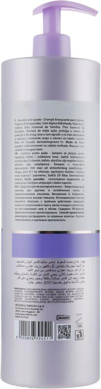 Shampoo anticaduta, per stimolare la crescita dei capelli - Dikson Keiras Urban Barrier Loss Remedy Shampoo — foto N2