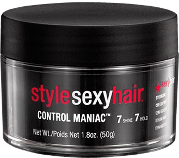 Cera per lo styling - SexyHair StyleSexyHair Control Maniac Styling Wax — foto N1