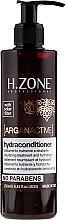 Profumi e cosmetici Balsamo capelli con olio di argan - H.Zone Argan Active Hydraconditioner