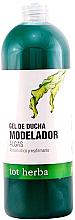 Profumi e cosmetici Gel doccia modellante alle alghe - Tot Herba Shower Gel