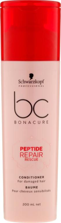 Condizionante - Schwarzkopf Professional BC Bonacure Peptide Repair Rescue Conditioner