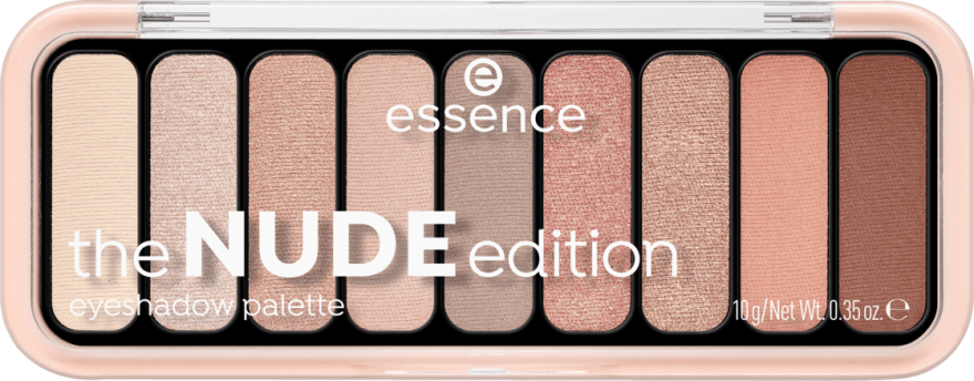 Palette di ombretti - Essence The Nude Edition Eyeshadow Palette